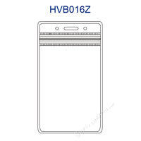 HVB016Z Sealable Id Holder