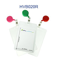 HVB020R Retractable Id Badge Holder