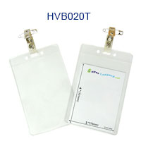 HVB020T Conference Badge Holder