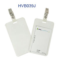HVB039J Durable Badge Holder