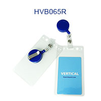 HVB065R Retractable Id Holder