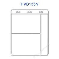 HVB135N Trade Show Badge Holder