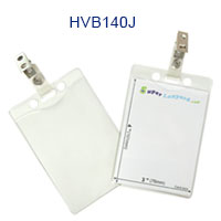 HVB140J Heavy Duty Badge Holder