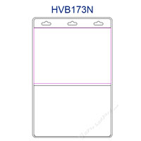HVB173N Event Badge Holder