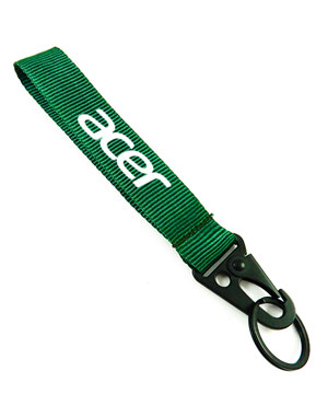 KRP0807N customized wrist keychain lanyard