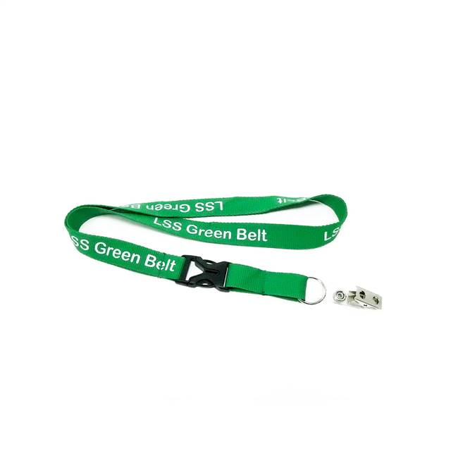 LHP0607N customized id strap clip lanyards
