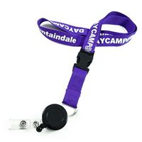 LHP06R1N personalized retractable lanyards