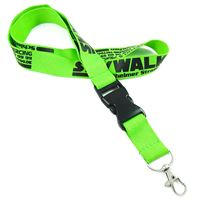 LHP0806N customize lobster claw lanyards