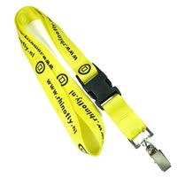 LHP080AN custom swivel clip lanyards