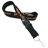 LHP0813N custom keyring hook lanyards