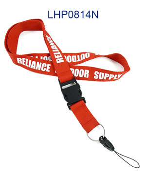 LHP0814N customized portable device strap lanyards