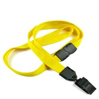 LNB242B Safety Badge Lanyard with clip