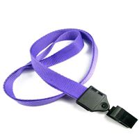 LNB252N Id Badge Lanyard with clip