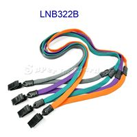 Clip Lanyard with safety breakaway-LNB322B