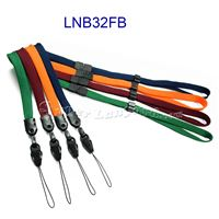 Breakaway Lanyard with quick release loop connector and adjustable beads-LNB32FB
