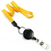 LNB32RNDDL Dandelion Badge Reel Lanyards
