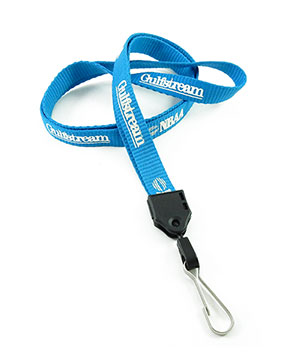 LNP040HN customized metal hook lanyards