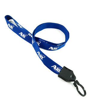LNP0501N custom rotating hook lanyards