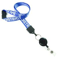 LNP06R1B customized breakaway lanyard