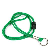 LRB011S Safety Breakaway Lanyard with keyring