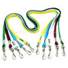 Neck Lanyards with double hook-LRB325N