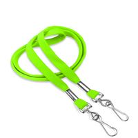 LRB325NLMG Lime Green Neck Lanyard