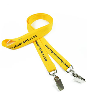 LRP06DAN custom promotional lanyards