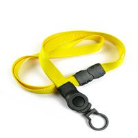The single color keychain breakaway lanyards with keychains.