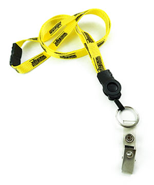 LTP0407B customized breakaway lanyard