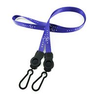 LTP04D6N custom doubel hook lanyards