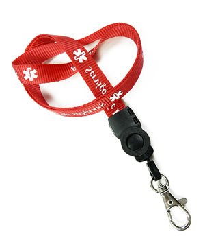 LTP0509N customize swivel clasp lanyards