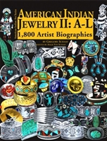 AMERICAN JEWELRY II: A-L 1,800 ARTIST BIOGRAPHIES
