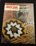 ARIZONA HIGHWAYS JULY 1975 AMERICAN INDIAN BASKETRY