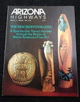 ARIZONA HIGHWAYS MAY 1986 THE NEW INDIVIDUALISTS