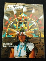 ARIZONA HIGHWAYS SEPT. 1980 THE HOPI TRICENTENNIAL