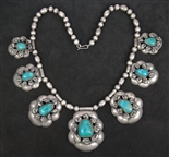BEAUTIFUL ALBERTO CONTRERAS NECKLACE