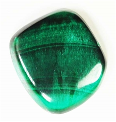 BEAUTIFUL BISBEE CHATOYANT MALACHITE 31.5 cts