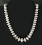 HELEN CHEE NAVAJO PEARL BEAD NECKLACE