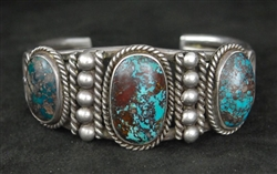 TRADITIONAL MORRIS ROBINSON RED MT. BRACELET