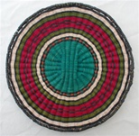Hopi Wicker Plaque Belt Sash Design