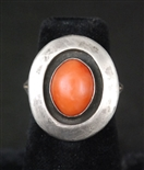 ARTURO RIVERA CORAL RING