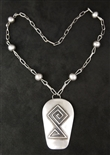 LOVELY VICTOR COOCHWYTEWA NECKLACE