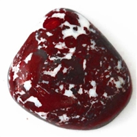 RED BRECCIATED AGATE 15.5 cts