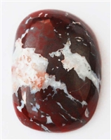 RED BRECCIATED AGATE 33 cts