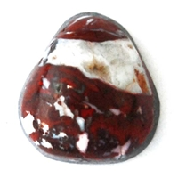 RED BRECCIATED AGATE 5 cts