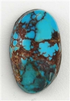 NATURAL BISBEE TURQUOISE CABOCHON 2.5cts