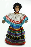 VINTAGE SEMINOLE DOLL BY KAY BENNETT