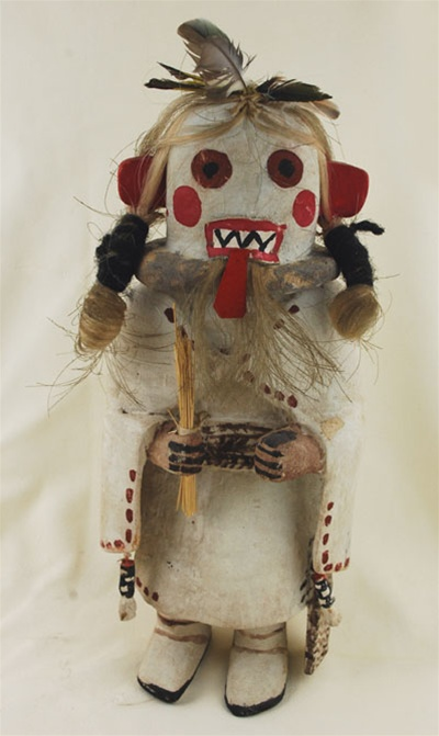 World Renowned Kachina Hopi Carver Jimmy Kewanwytewa