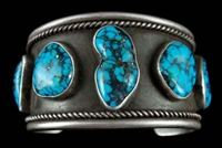 BEAUTIFUL HOPI WILMER KAVENA BRACELET