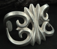 BEAUTIFUL EARLY NAVAJO CAST BRACELET